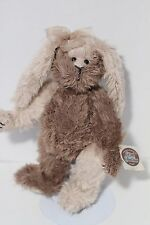 "Cottage Collectibles (Carol E. Kirby) 12"" PUZZLE Bunny Rabbit Plush Toy Doll NEW"