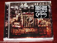 Tardy Brothers: Bloodline CD 2009 Obituary Candlelight Records USA CDL448CD NEW