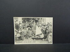 Vintage Photos Miniature Trains Planes Cars Ships Rockets Children 1920-1970 #18