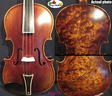 "Baroque style SONG Brand master 16"" viola,brid's eye maple wood back  #11229"