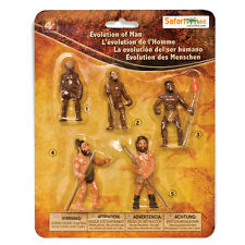Evolution Of Man Figures Safari Ltd NEW Toys Educational Kids