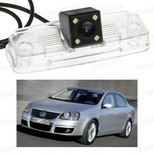 4 LED Car Rear View Camera Reverse Backup CCD for Volkswagen Jetta A5 2006-2010