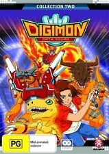 Digimon Data Squad: Collection 2 DVD NEW