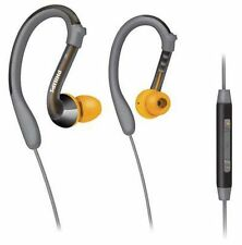Philips ActionFit SHQ3007 Sweat proof Sports Headset with Volume Control Mic