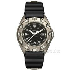 traser swiss H3 watch 105482 Special Force 100 tritium titanium rubber strap