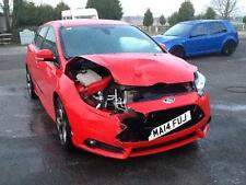Ford Focus 2.0T ( 250ps ) 2014 ST2 CAT D , DAMAGED , SALVAGE .
