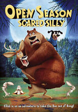 Open Season: Scared Silly (DVD, 2016, Includes Digital Copy UltraViolet) NEW