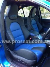 GENUINE ITALIAN LEATHER FPV FG GTP SEATS FORD BA BF FG AU EL EF EA EB ED XR6 XR8