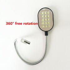 LED Portable Flexible USB Light Computer Lamp for Notebook PC Laptop Reading