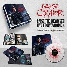 Alice Cooper: Raise the Dead - Live from Wacken (Blu-ray Disc, 2014, 3-Disc Set)