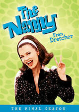 The Nanny: The Final Season (DVD, 2016, 3-Disc Set) Season Six 6