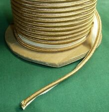 WW2 US Army Quartermaster Corps Garrison Cap Braid Buff New Old Stock Dated 1942