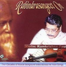 Rabindrasangeet on Violin by Paul, Ramkrishna