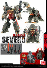 FANSPROJECT LER-04X SEVERO TRANSFORMERS + BONUS PARTS NUOVO NEW