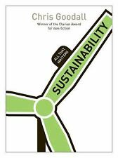 Sustainability: All That Matters (Teach Yourself), , Goodall, Chris, Very Good,
