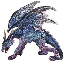 STALK   Blue Dragon  Statue figurine  H5.25""