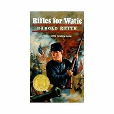 Rifles for Watie, Harold Keith, 9780064470308, Book, Acceptable