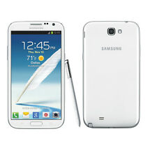 "5.5"" Samsung Galaxy Note 2 16G 8MP GPS Unlocked Android Quad Core Smartphone cl"