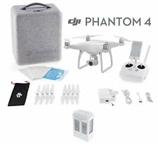 DJI Phantom 4 RTF mit 4K/12MP Kamera + Akku + Ladegerät + Transportkoffer