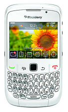 Sprint White BlackBerry Curve NEW PCS WIFI Smartphone PDA