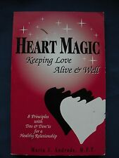 """Heart Magic"" Maria J. Andreda ISBN 0-9706347-0-6 book"