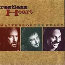 Restless Heart Matters of the Heart CD
