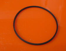 27 mm. x 2 mm. Square Section Diameter Rubber Drive Belt Cassette Decks 8 tracks