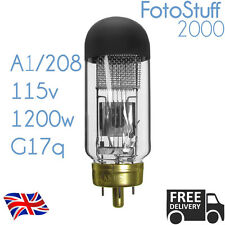 A1/208 115v 1200w G17q CYS Atlas Projector Bulb / Lamp