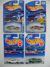 Hot Wheels Set of 4 Olds 442s incl. Anime and Seein 3-D Series