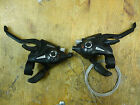 SHIMANO RAPID FIRE CYCLE/BIKE BRAKE/GEAR LEVERS FOR 21 SPEED NEW!