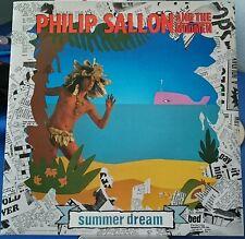 """Philip Sallon And The Mudmen- Summer Dream 7"""" Vinyl 1980s 45RPM"""