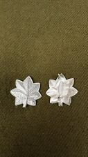 WWI US Army/ USMC Officer Lieutenant. Colonel  Insignia Pins, One Pair