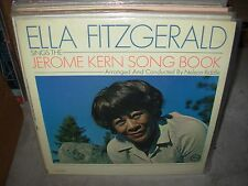 ELLA FITZGERALD sings jerome kern song book / nelson riddle ( jazz )