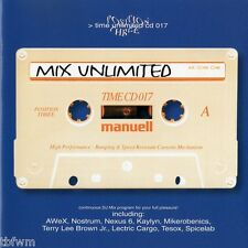MIX Unlimited (posizione Three) - CD mixed-trance Techno Acid