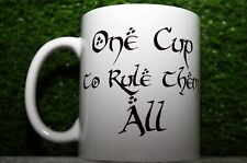 One Cup To Rule Them All - The Lord Of The Rings Hobbit Frodo - Coffee Mug (1x)