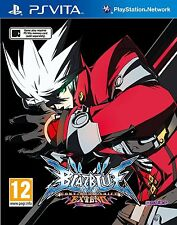 PS vita BlazBlue Continuum Shift: extend per Playstation Vita PSV NUOVO