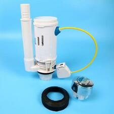 NEW Toilet Push Button Dual Flush Cistern Syphon Valve