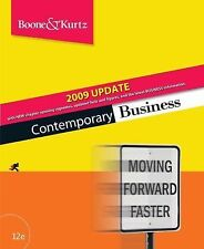 Contemporary Business 2009 Update Package and Audio CDs