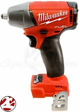 "New Milwaukee 2754-20 M18 FUEL Li-Ion 18V 18 Volt 3/8"" Compact Impact Wrench FR"