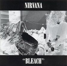 99 CENT CD - **NIRVANA BLEACH** - ORIGINAL 1989 ISSUE - VERY RARE - LIKE NEW