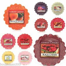 Yankee Candle 10  Fruit Tarts Assorted Melts