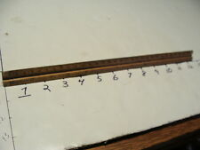 New listing Vintage Triangle Ruler-Differant Inch Scales And Cm. :1, 1/2. 1/4, 1/8