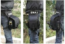 [ USA ONLY ] SWAT MULTI-PURPOSE OUTDOOR LEG DROP UTILITY BAG THIGH FANNY PACK