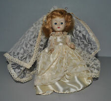 Vintage Ginger Doll with Cosmopolitan Bride Outfit