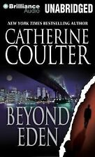 Beyond Eden by Catherine Coulter (2014, MP3 CD, Unabridged)