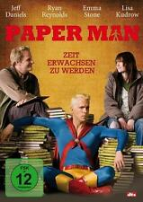 PAPER MAN Zeit erwachsen zu werden DVD 2011 JEFF DANIELS Ryan Reynolds NEU/OVP