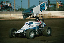 717025 Sprint Cars Are Primitive Powerful And Exciting To Watch A4 Photo Print