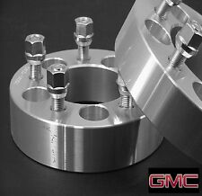 4pc GMC JIMMY 5X4.75 WHEEL ADAPTER SPACERS 1.25 Inch Free Ship # 5475B1215