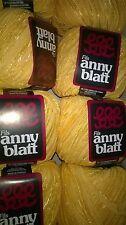 SUPERBE LOT 10 pelotes  ANNY BLATT BIJOU coloris MAIS