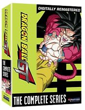 DRAGON BALL GT - COMPLETE SEASON 1 & 2 BOX  DVD - UK Compatible - New & sealed